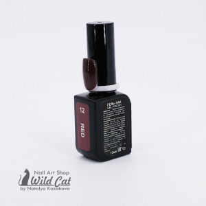 Гель-лак Next Red 12, 12ml