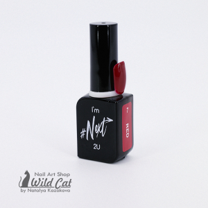 Гель-лак Next Red 7, 12ml