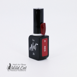 Гель-лак Next Red 9, 12ml